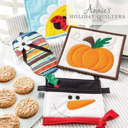 Annies Holiday Quilters Club