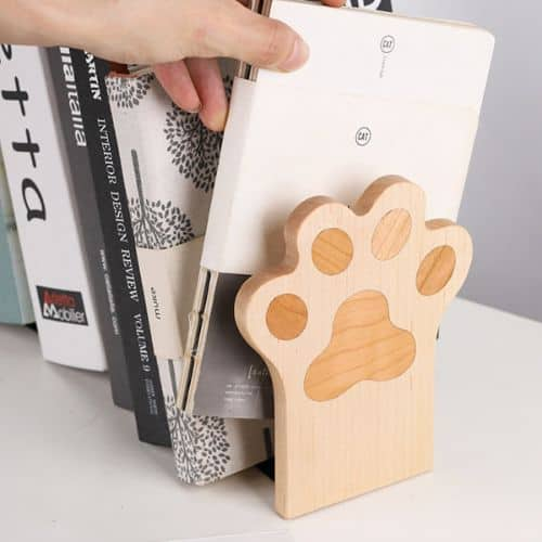 Cat Paw Book Ends