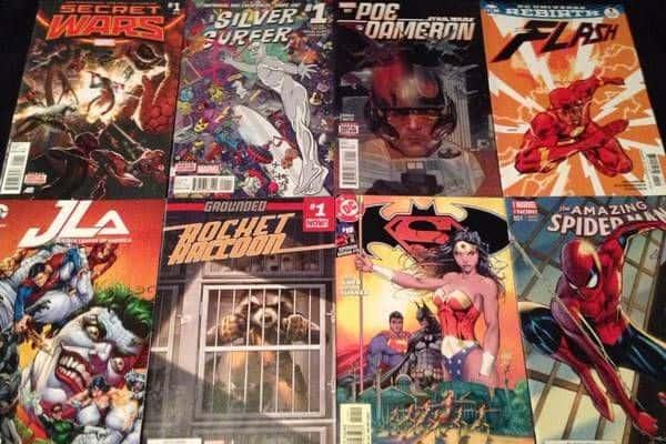 Comic Mystery Box