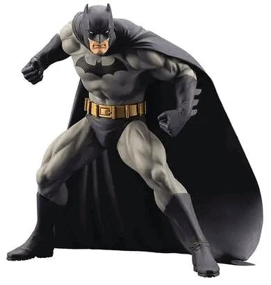 Dc Comics Batman Hush Artfx Statue