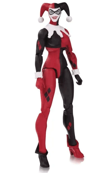 Dc Essentials Harley Quinn Action Figure