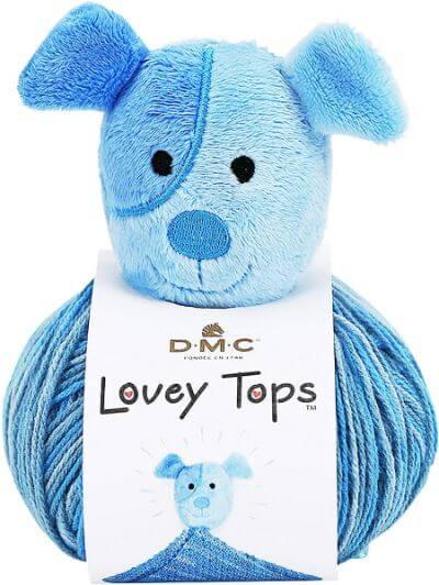 Dmc Lovey Top Puppy Knitting Pattern