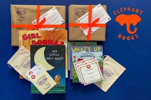 Elephant Books Subscription Box