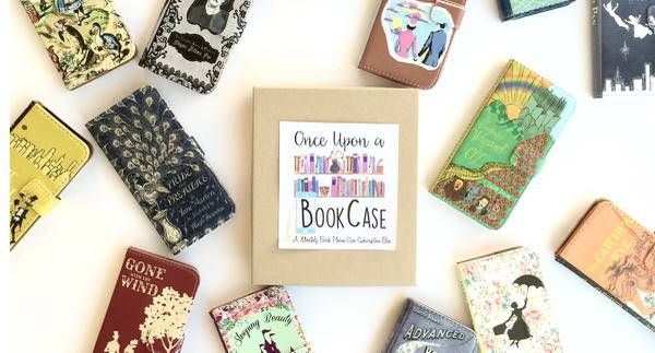 Once Upon A Bookcase Subscription Box