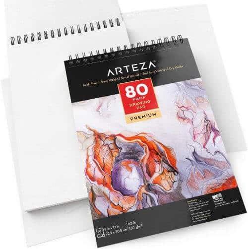 Arteza Drawing Pad