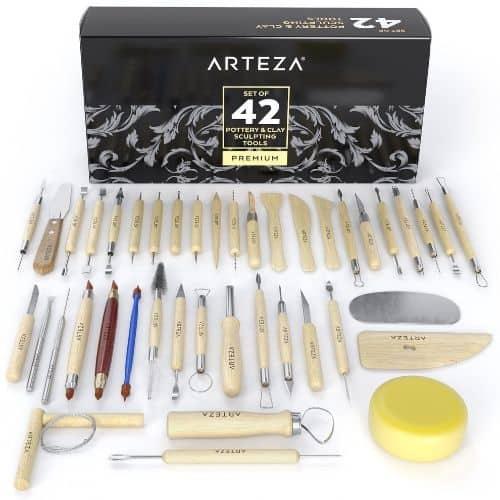 Arteza Pottery And Sculpting Tools