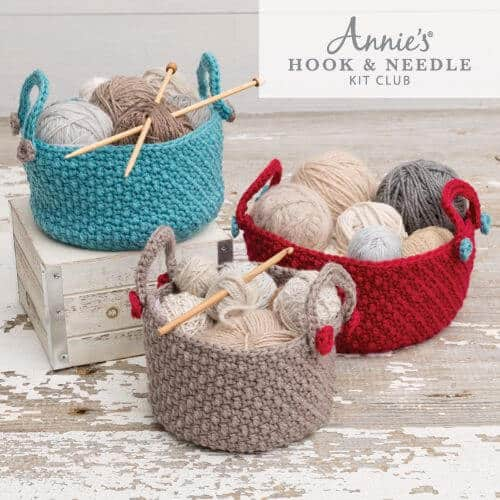 Annie's Hook And Needle Kit Club