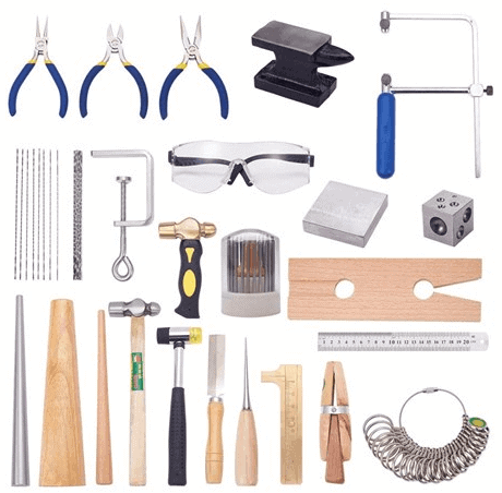 Arricraft 32 Pcs Jewelry Making Tool Kit