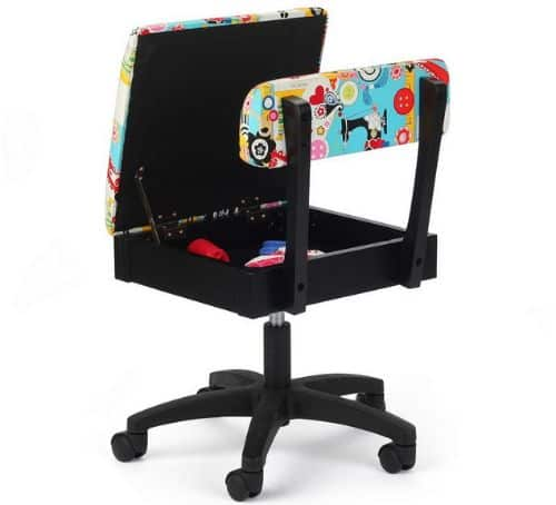 Arrow Sew Now Sew Wow Sewing Chair 2