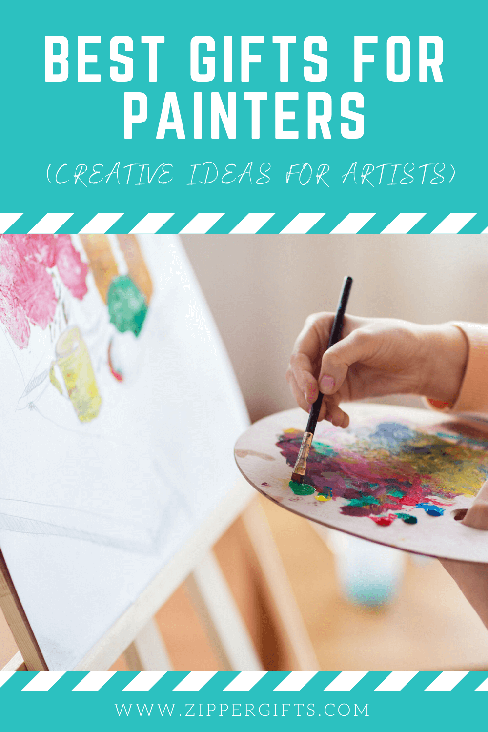 Best Gifts For Painters (creative Ideas For Artists)