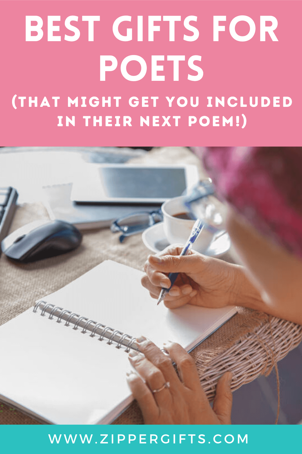 Best Gifts For Poets (that Might Get You Included In Their Next Poem)