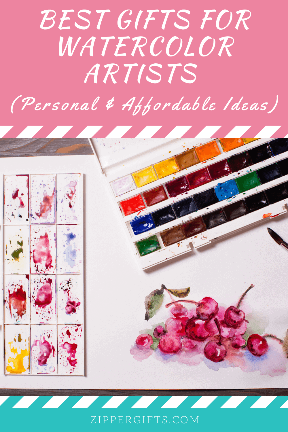 Best Gifts For Watercolor Artists (personal & Affordable Ideas)