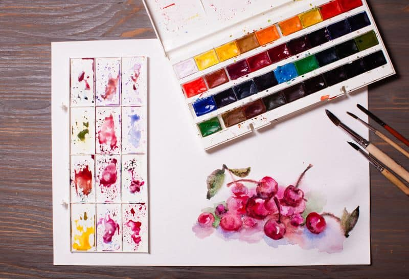 Best Gifts For Watercolor Artists