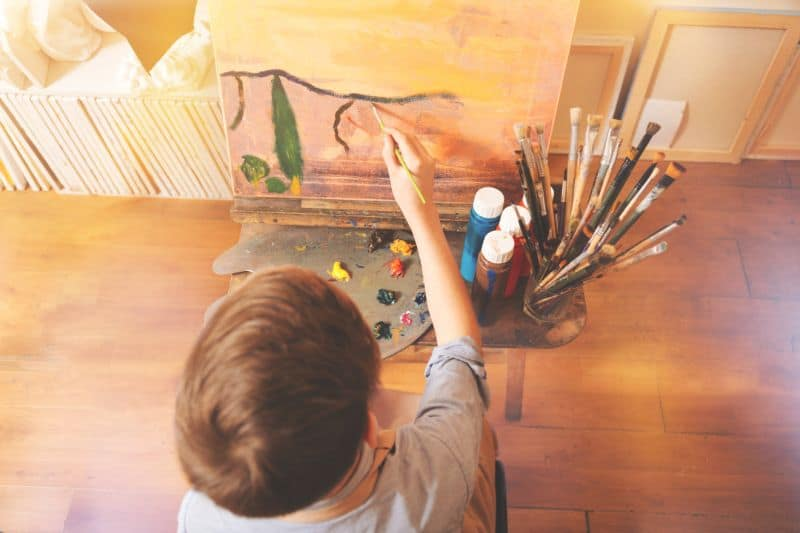 Best Gifts For Young Artists