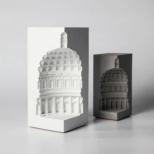 Dome Building Model