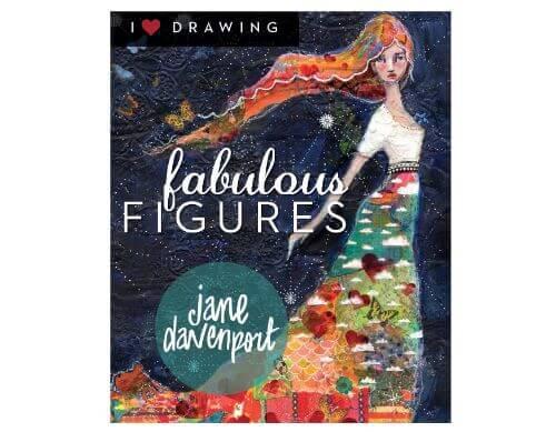 Fabulous Figures Book By Jane Davenport