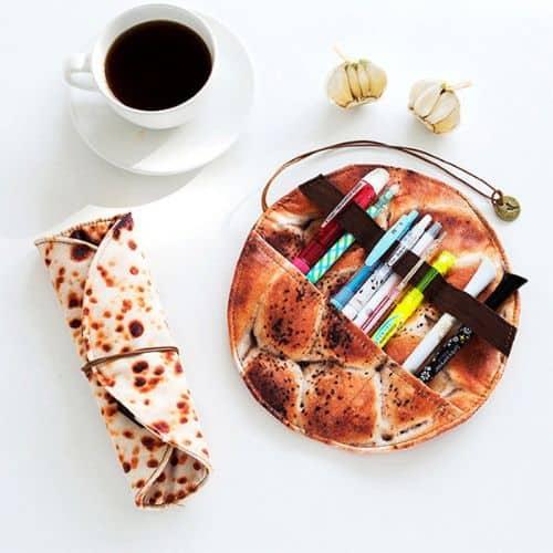 Foodie Pencil Case