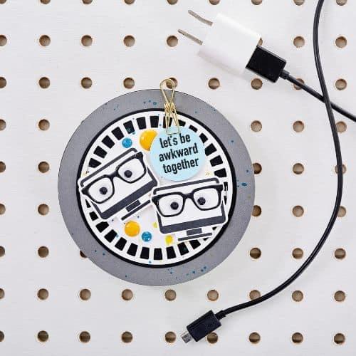 Geek Chic Stamp Set 2