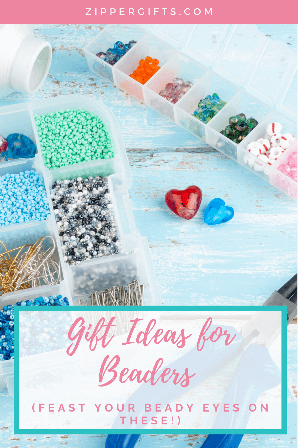 Gift Ideas For Beaders (feast Your Beady Eyes On These!)