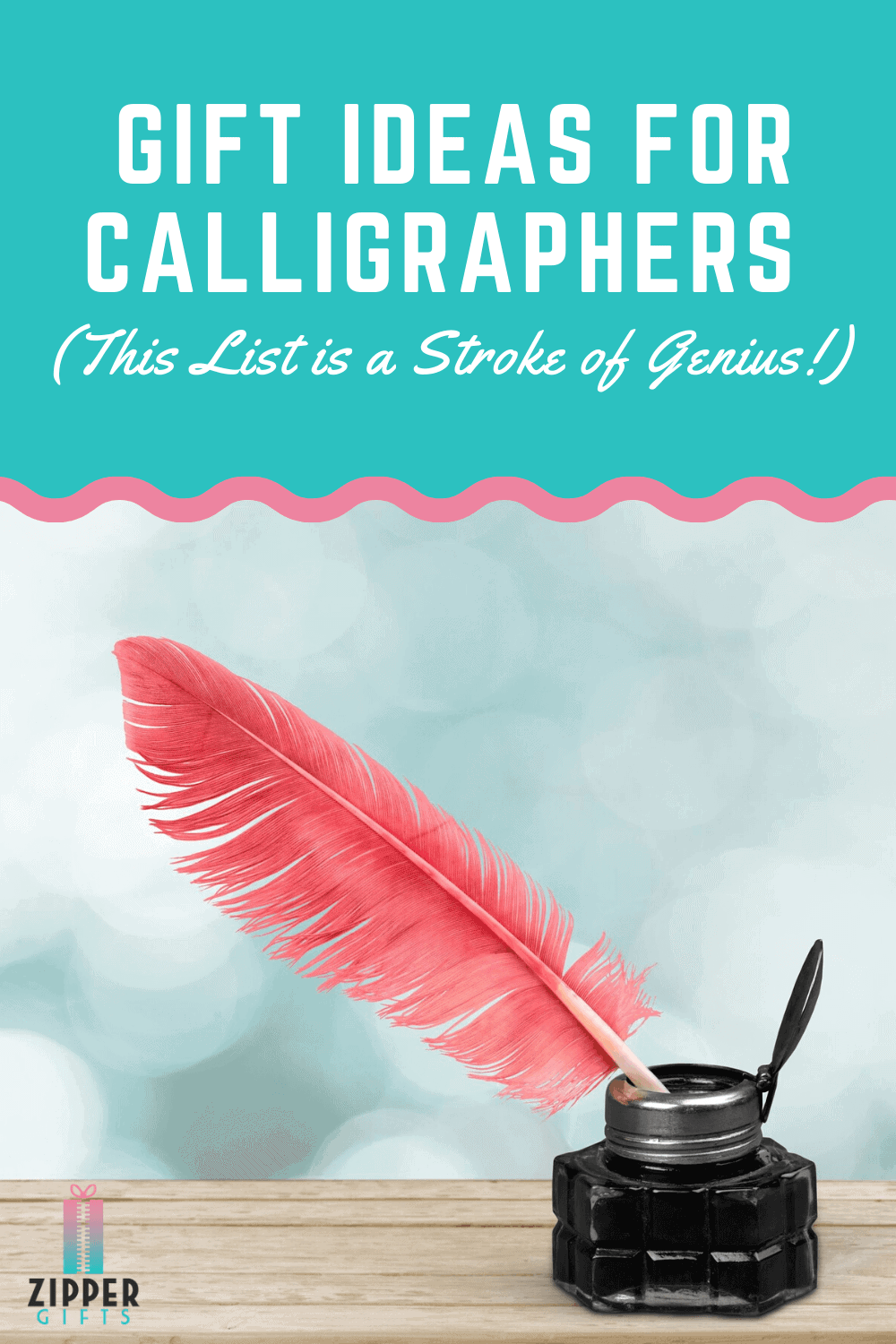 Gift Ideas For Calligraphers (this List Is A Stroke Of Genius!)
