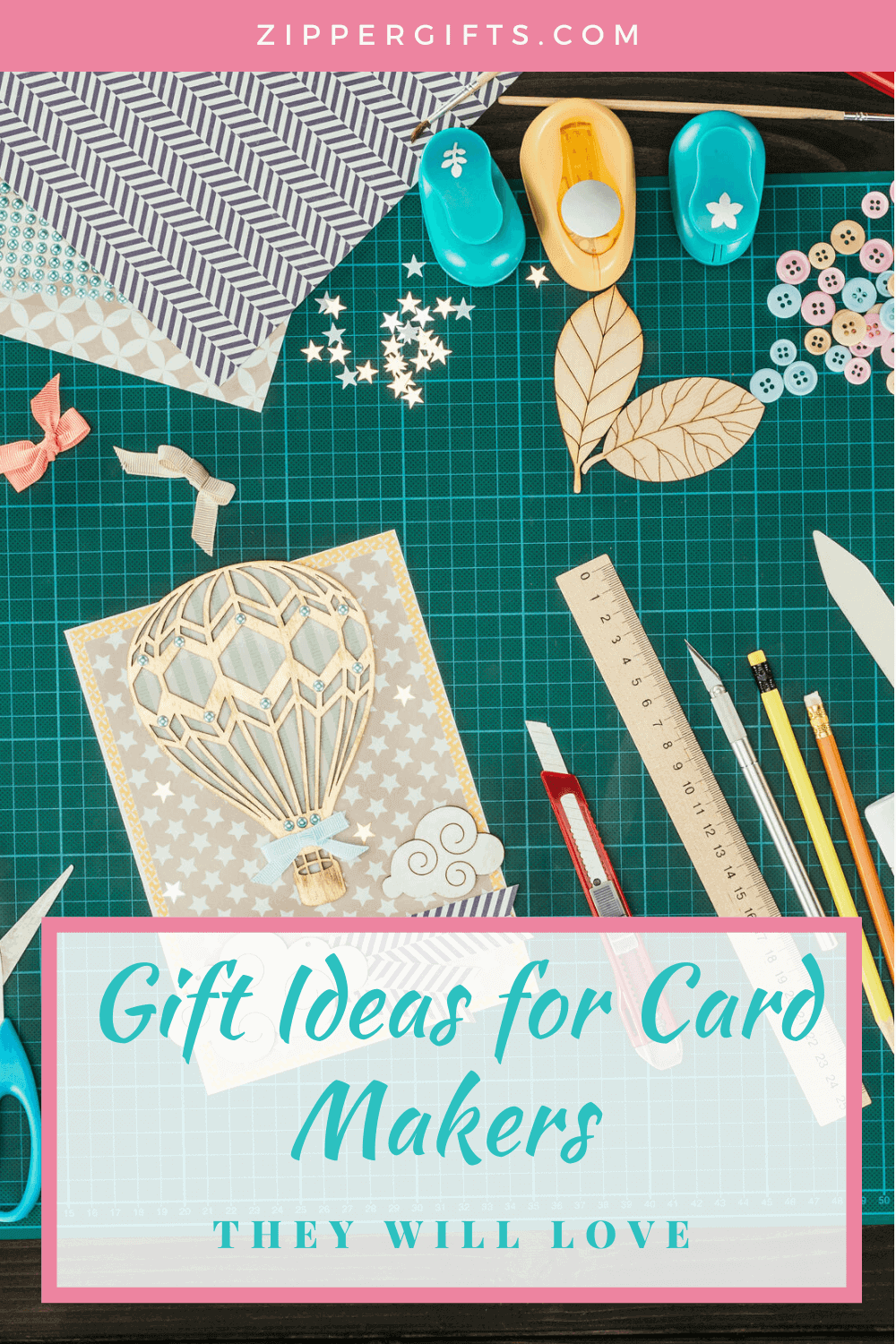 Gift Ideas For Card Makers They Will Love