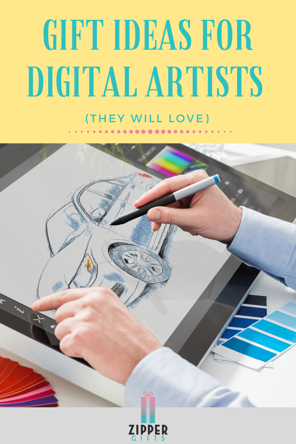 Gift Ideas For Digital Artists (they Will Love)