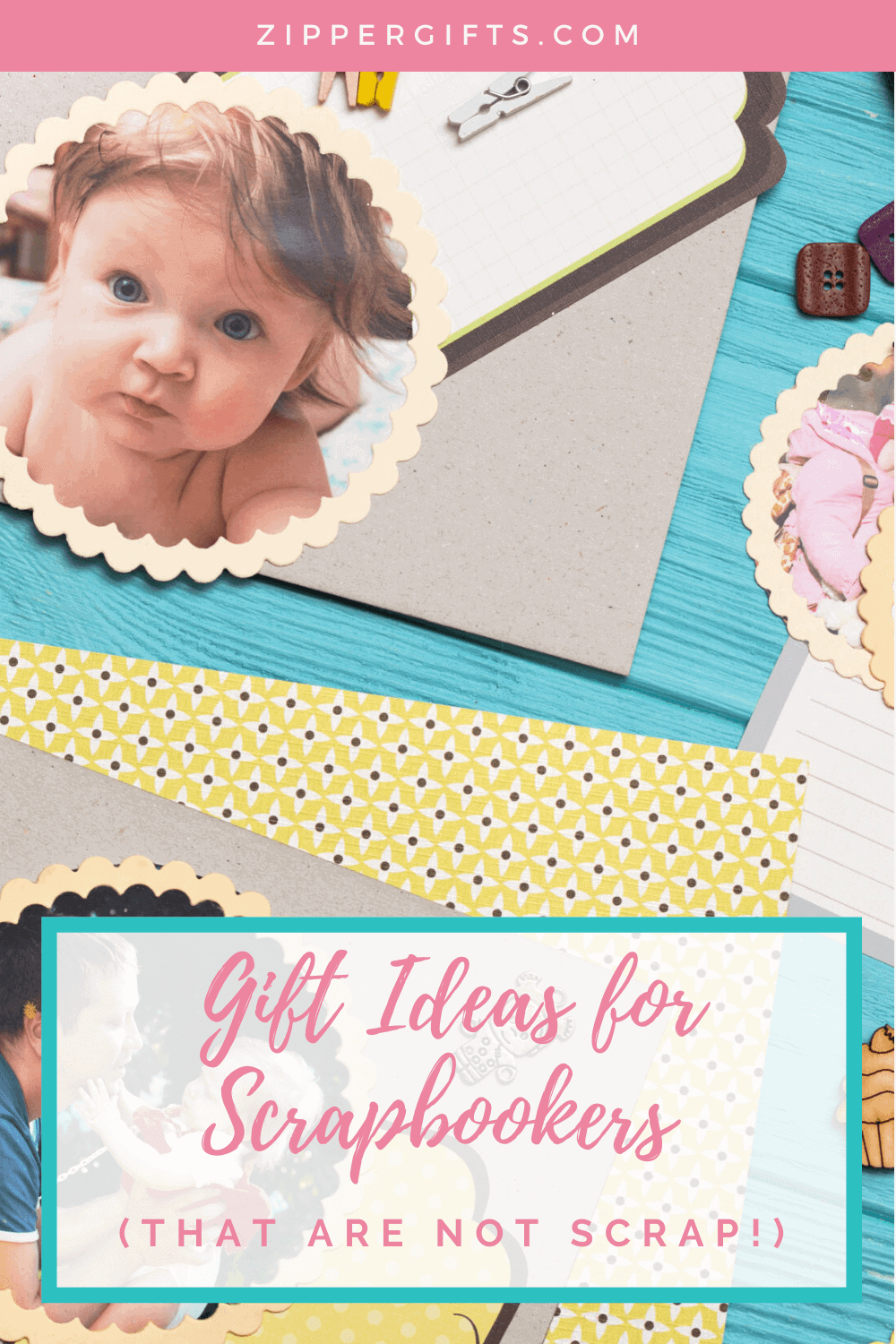 Gift Ideas For Scrapbookers (that Are Not Scrap!)