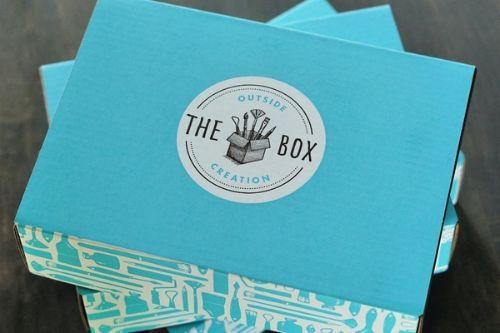 Outside The Box Creation Subscription Box