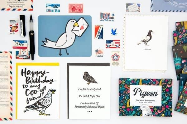 Postmark'd Studio Box
