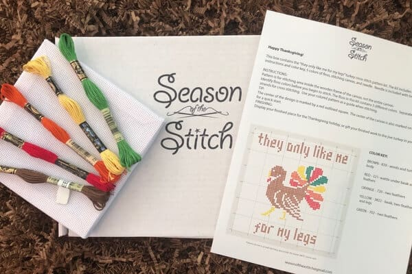 Season Of The Stitch Subscription Box