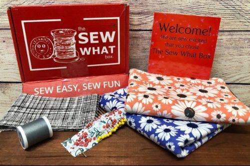 The Sew What Box, Original