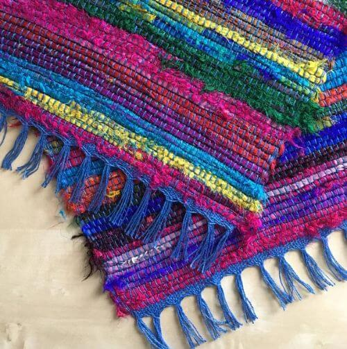 Tibet Jewels Woven Placemat Weaving Kit