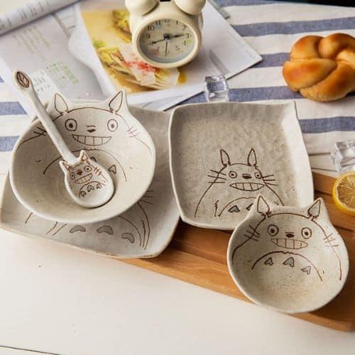 Venus Deco Totoro Dinnerware Set