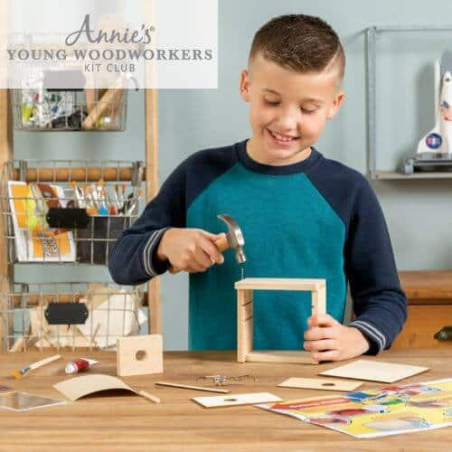 Young Woodworkers Subscription Box