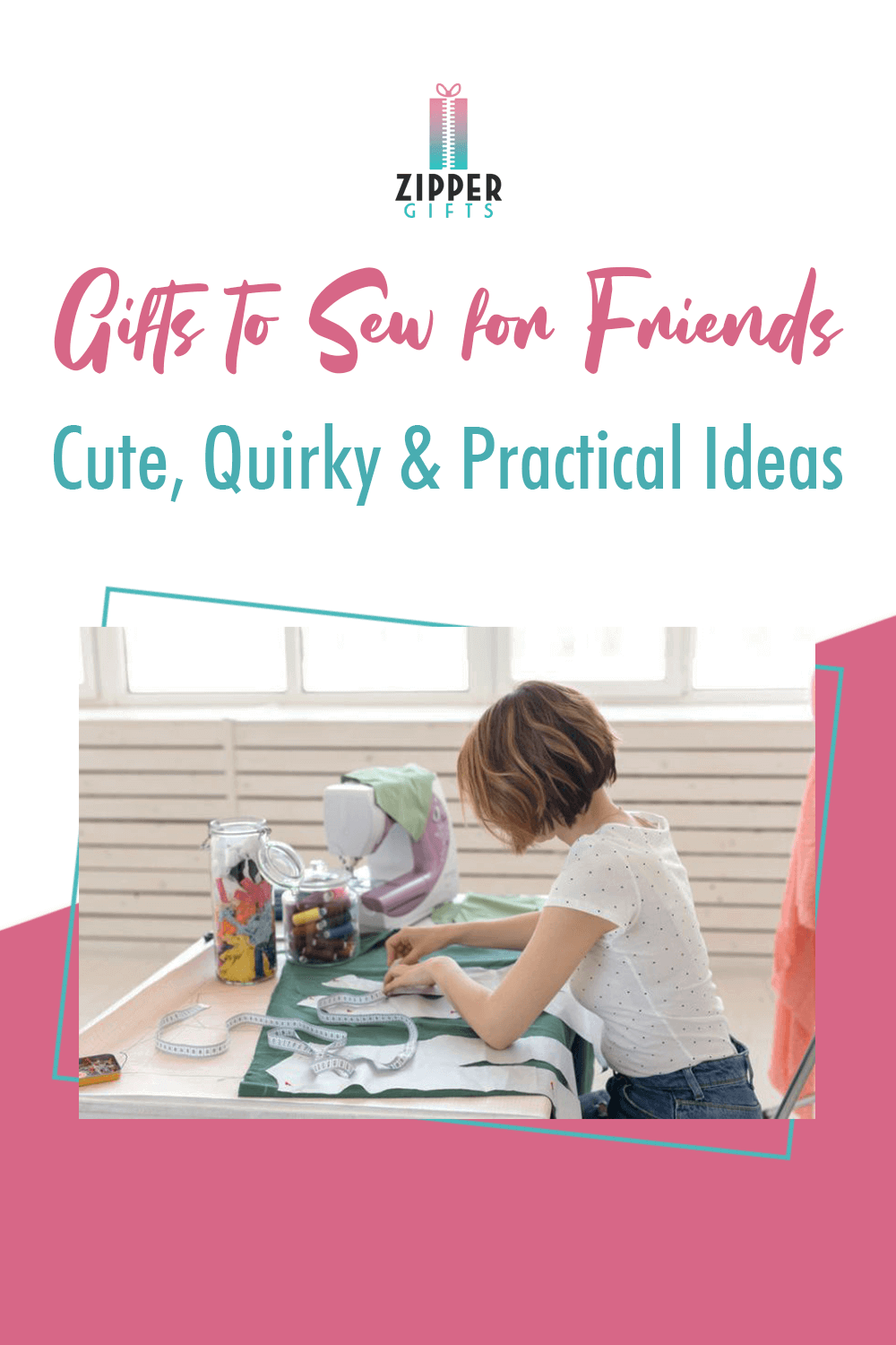 Gifts To Sew For Friends Cute, Quirky And Practical Ideas