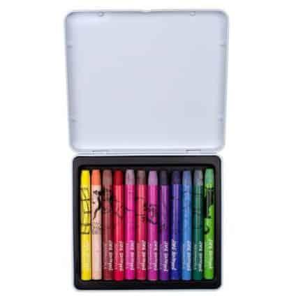 Jane Davenport Aquapastels Watercolor Crayons