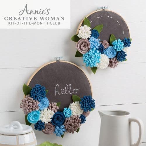 Annie's Creative Woman Kit Club