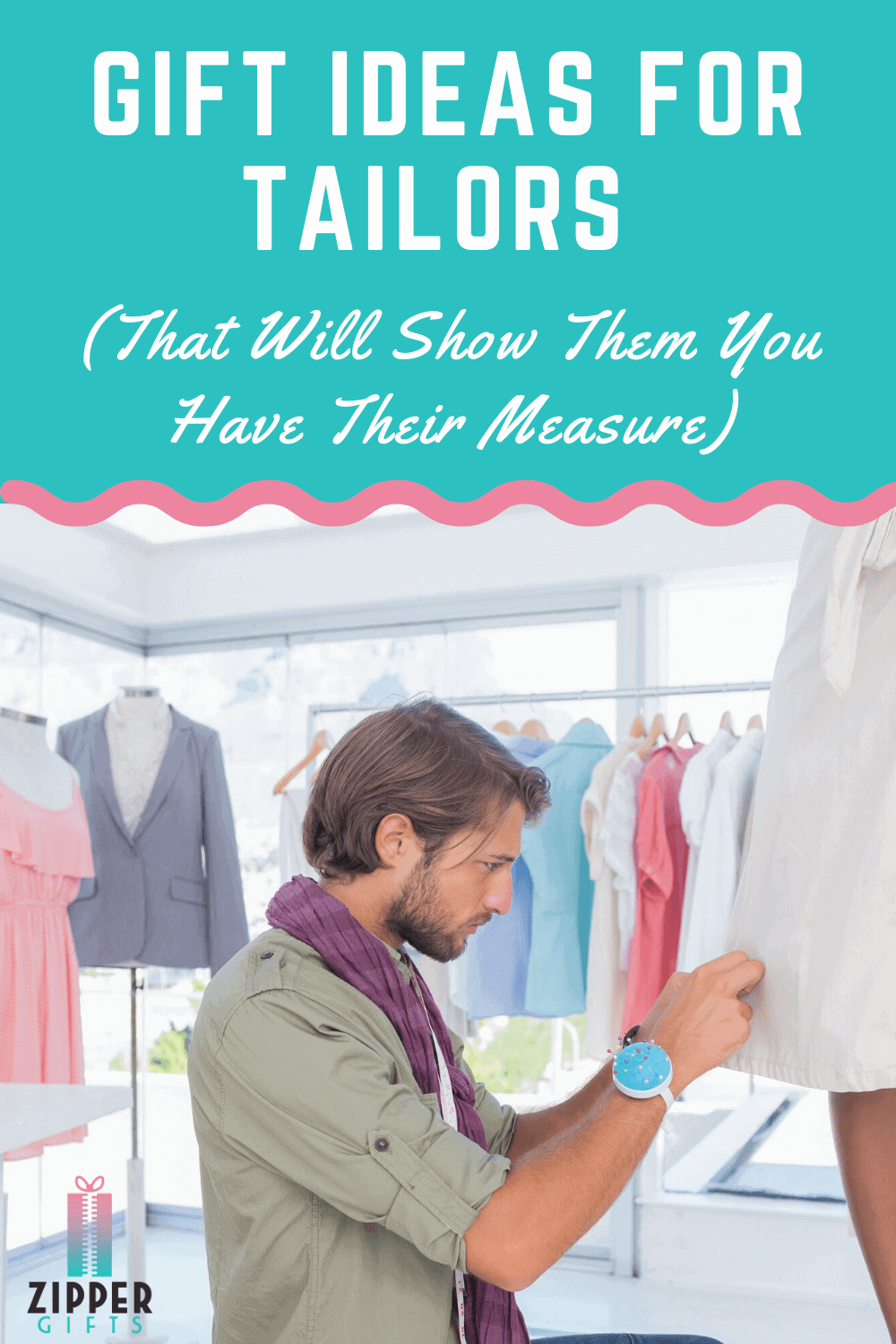 Gift Ideas For Tailors (that Will Show Them You Have Their Measure)