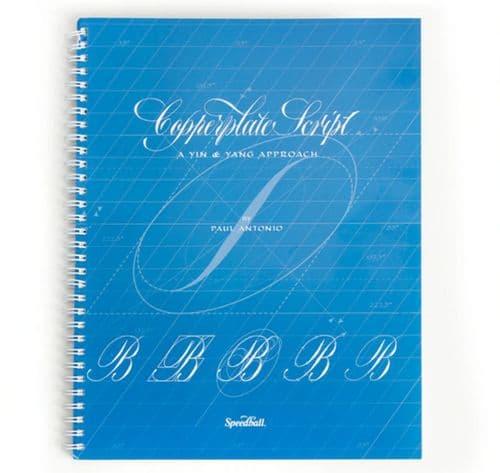 Paul Antonio Copperplate Script A Yin & Yang Approach