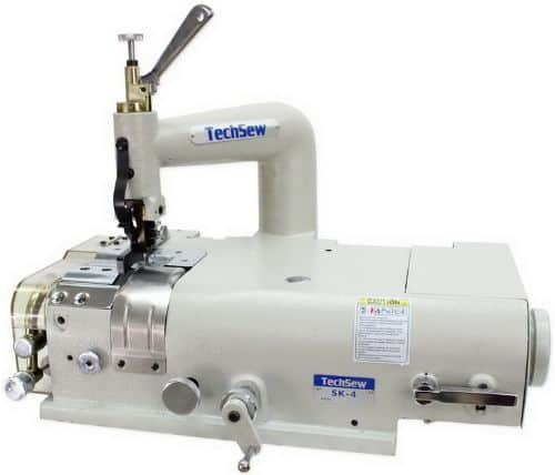 Techsew Sk 4 Leather Skiving Machine