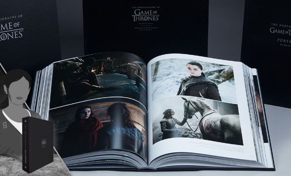 The Photography Of Game Of Thrones Book