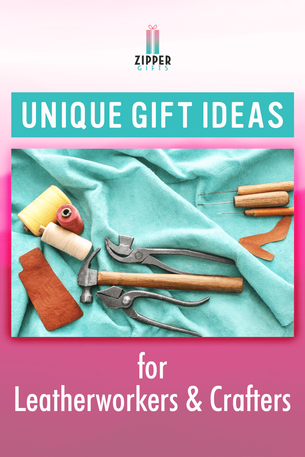 Unique Gift Ideas For Leatherworkers And Crafters