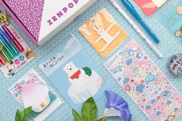 Zenpop Japan Subscription Box